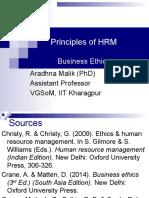 HRM_Ethics and Fair Treatment_Final.pptx