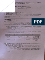 Examen de Motores de combusiton Interna