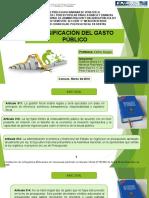 Clasificación de Los Gastos DE NIURKA.pptx