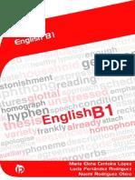 Libro English B1. Grammar, Vocabulary, Exercises.