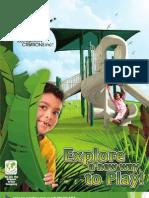 Playground Equipment Manufacturer