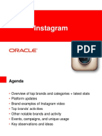 Oracle Instagram Guide