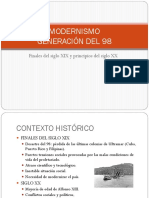 MODERNISMO_G98