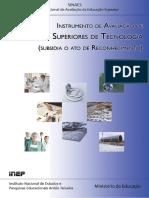 Instrumento Reconhecimento Curso Tecnologico3