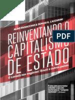 MUSACCHIO e LAZZARINI - Reinvantando o Capitalismo de Estado