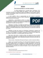 2016-04-29_MOÇÃO Defesa Escola Pública