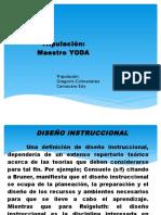 Diseño Instrucional