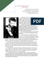 Egon Schiele - Dimensiunile Personalitatii