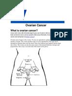 Cancer Ovarian