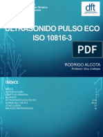 Ultrasonido Eco Pulso