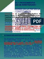 1 y 2. Las Funciones de La Pnp en La Constitución