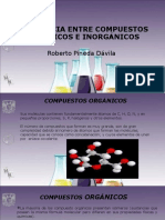 Ppt Diferencias Compuestos OrgEinor