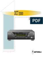 DCT2000 User Guide