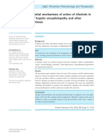 Alimentary Pharmacology & Therapeutics