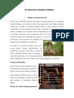 Régimen Laboral de La Republica Cafetalera