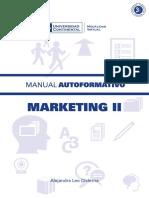 A0549 Marketing II MAU01