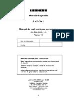 Manual de diagnostico LICCON