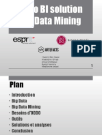Big Data Mining & Text Mining(Artefacts Team 4BI4)