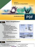 SNECMA 14.5 L02 Introduction to DM
