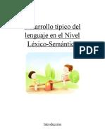 Lexicología y Semántica - Copia