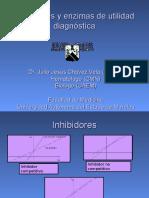 Al 3) Inhibidores y Enzimas de Utilidad Diagnostica