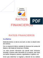 Ratios Financieros -Senati