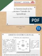 Diseño instruccional para entornos virtuales de aprendizaje