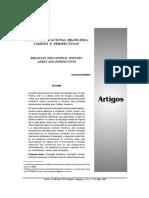 A política educacional brasileira.pdf