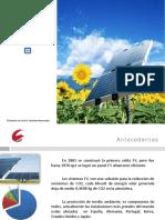Presentacion Ejecutiva Sistemas Fotovoltaicos