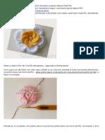 Flor de Croche Parte 2