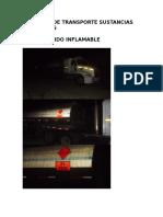 Camiones de Transporte Sustancias Peligrosas