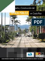 Guía Para El Diseño y Construcción Del Espacio Público en Costa Rica