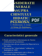 Consideratii Generale Asupra Chistului Hidatic Pulmonar Pt Web