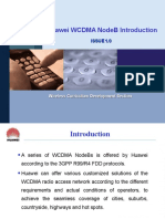 A8 Huawei WCDMA NodeB Introduction