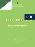 STF - Desapropriacao Para a Reforma Agraria