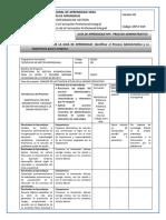 GFPI-F019-Guía 4 Proceso Administrativo