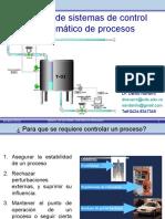 Basico de Control de Procesos y Sintonizacion de PID