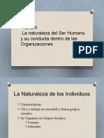 II La naturaleza del Ser Humano y su (2).pptx