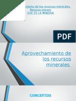Introduccion a La Ing de Minas y Metalurgia