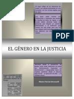 El Genero en La Justicia2