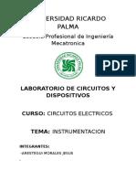 Circuitos Electrico 1