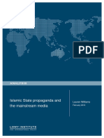 Islamic State Propaganda Western Media 0