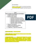 Capitulo 2 Aproximación Al Diagnóstico Dermatológico