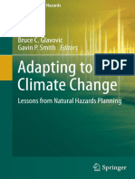 (Environmental Hazards) Bruce C. Glavovic, Gavin P. Smith (Eds.)-Adapting to Climate Change_ Lessons From Natural Hazards Planning-Springer Netherlands (2014)