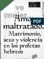 En Clave De Mujer - Amor Maltratado - Matrimonio Sexo Y Violencia En Los Profetas Hebreos (Scan).pdf