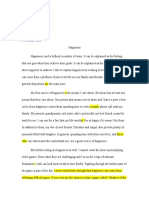 happiness draft 2 - gabrielle gaillard - peer review