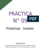 Informes de Bioquimica
