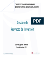 4 y 5 Clase Gestion Proy Inv MKT