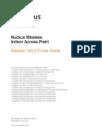Ruckus Indoor-AP User-Guide 100.2.0