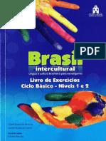 Brasil Intercultural Nivel 1 y 2 Exercicios